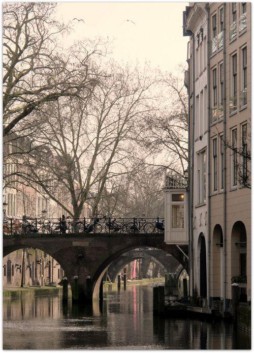 Utrecht, Netherlands | by © Andre Russcher | via allthingseurope