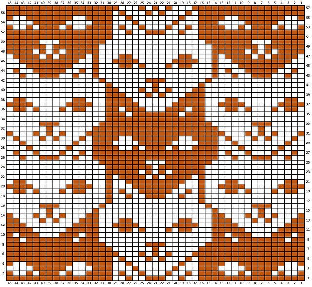 Ravelry: Teehsu's Tessellated Cats