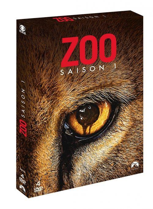 Deux séries aux univers assez opposés mais très plaisantes à regarder. #Zoo #MrRobot #Paramount #Universal  Séries télé : quand animaux et hackers se rebellen...
