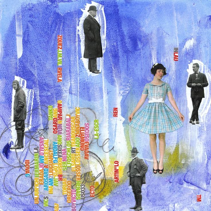 Raining men. Artista: Alberto Labad