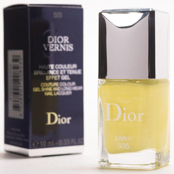 #Лак для ногтей #Dior #Vernis 505 #Early - #PerfettoME