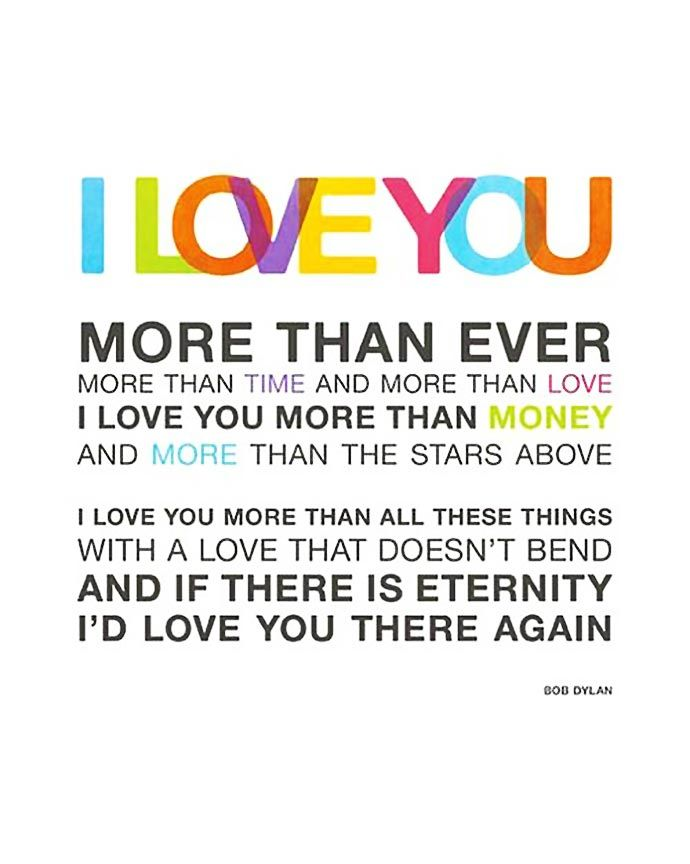 Quote: I love you more than ever #quotes #quote #inspiration # ...