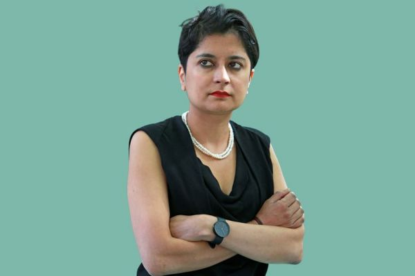 THE people, according to human rights activist Shami Chakrabarti, are restless. Profile: Shami Chakrabarti of human rights campaign group Liberty says people want power