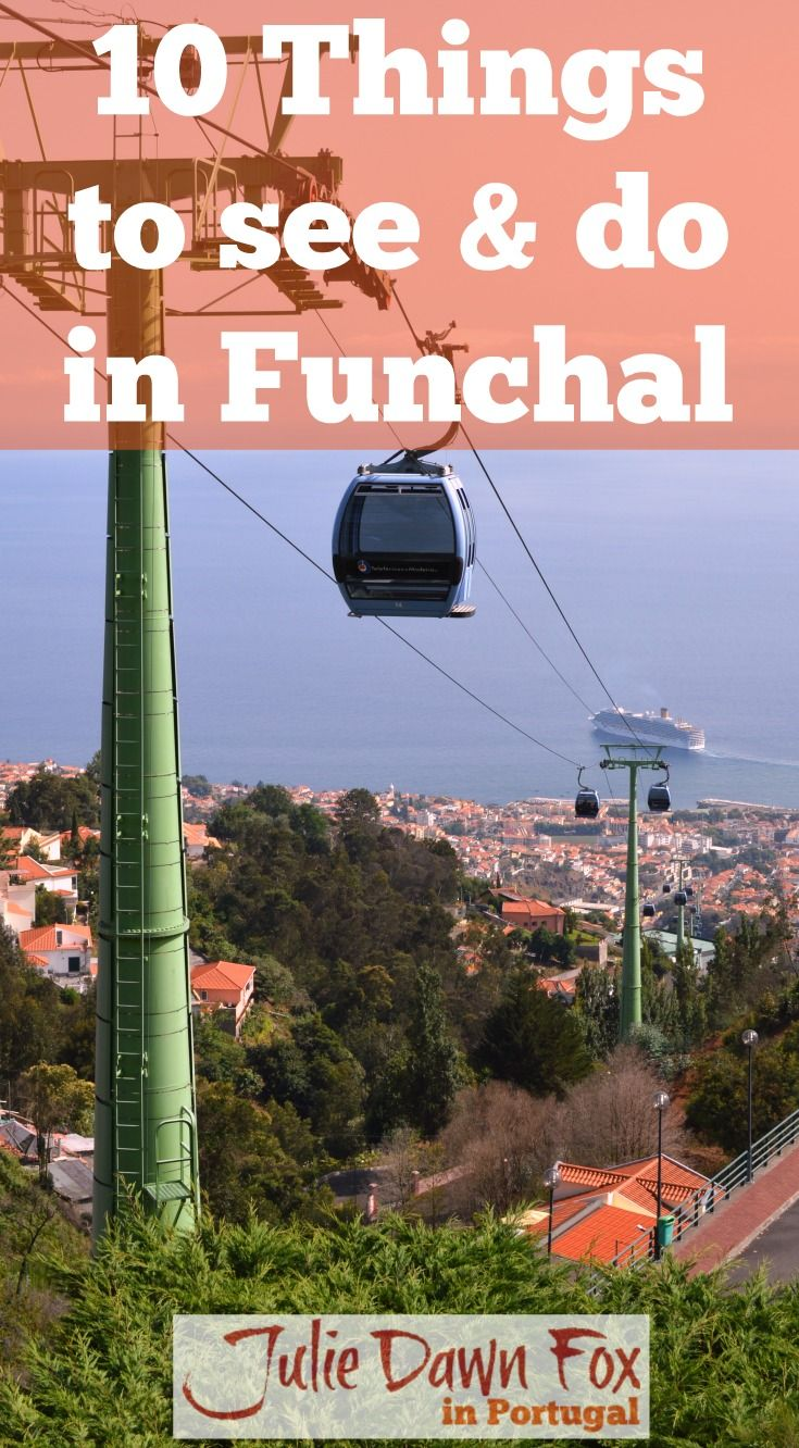 10 Things to See and Do in Funchal the capital city of Madeira Island. Take a thrilling cable car ride to Monte and explore the gardens or visit the colourful market and streets of Funchal. Click to find out what's possible.