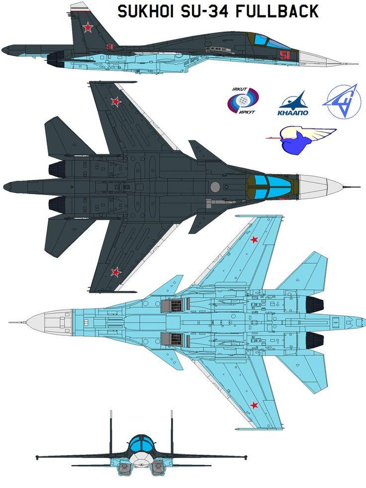 17 Best Ideas About Su 34 Fullback On Pinterest