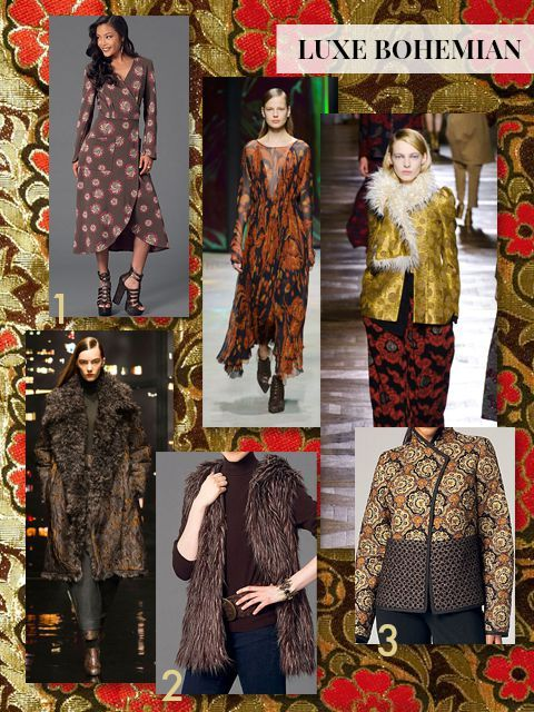 Fall 2015 fashion trend report by the McCall Pattern Company