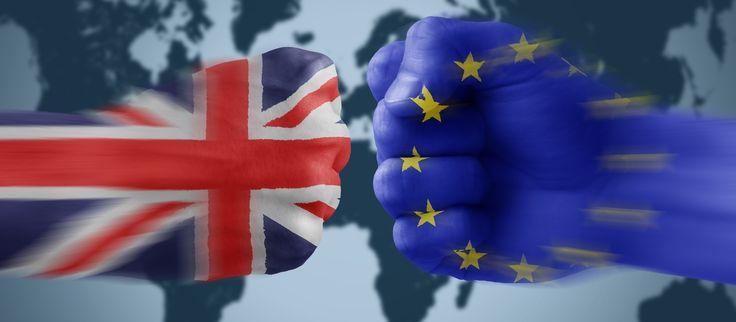 Inggris keluar dari Uni Eropa dari hasil polling 23 Juni 2016.
