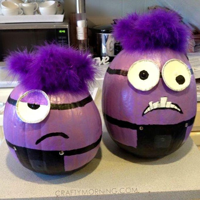 purple minion pumpkins low budget interior design rh aefboiaofu elitescloset store