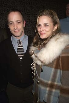 David and Amy Sedaris