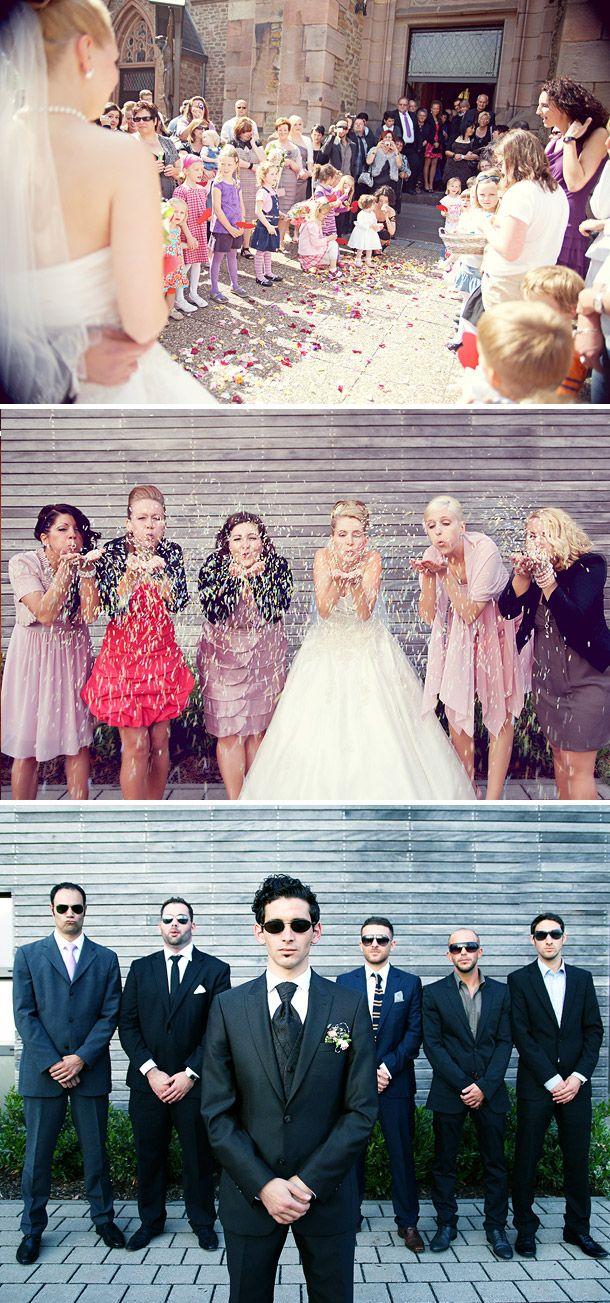Zusammenfeier für die Hochzeit