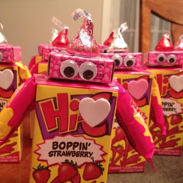"""Valentine's Day party or gift treat topper free printables via Shanty2Chic- """"Have a Jolly Valentines"""" for Jolly Ranchers Candy, """"Love Bugs"""" for gummy worms and bugs candies and """"Hugs and Kisses"""" for Hershey's Kisses! I'm definitely doing this for the kids this year"""