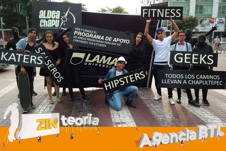 Activación #BTL para Lamar Universidad 📖  #StreetMarketing #BelowTheLine  #Advertising #Marketing
