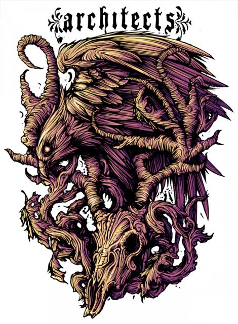 Dan Mumford another one of my favorite artists