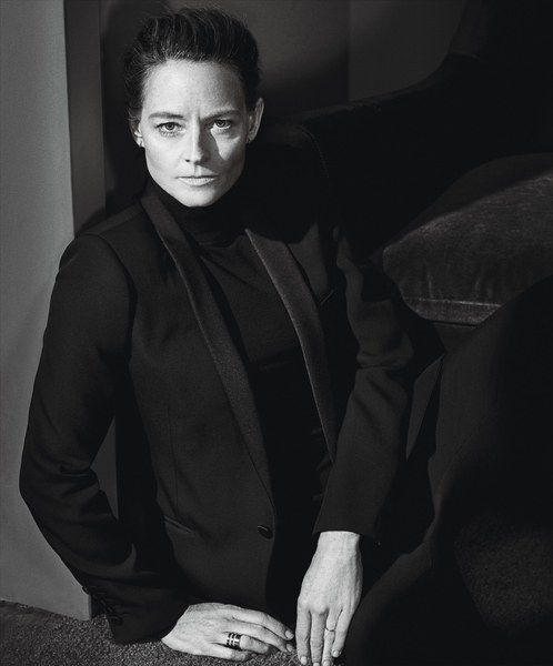 Jodie Foster is such a boss. // W Magazine October 2016