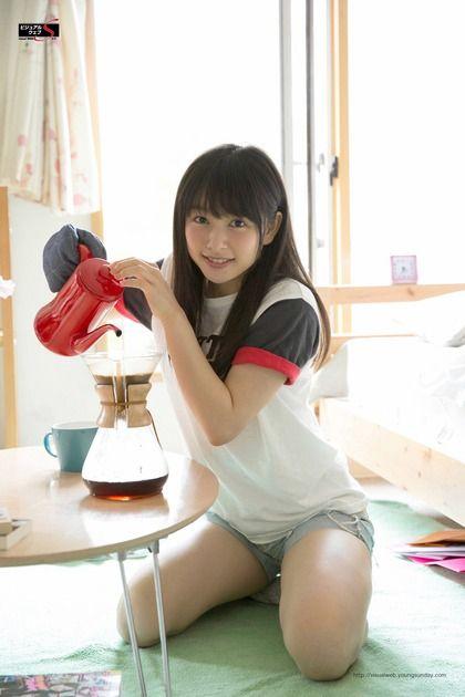 画像☆桜井日奈子のむっちり太ももがエロい岡山の最強美少女!wwwww