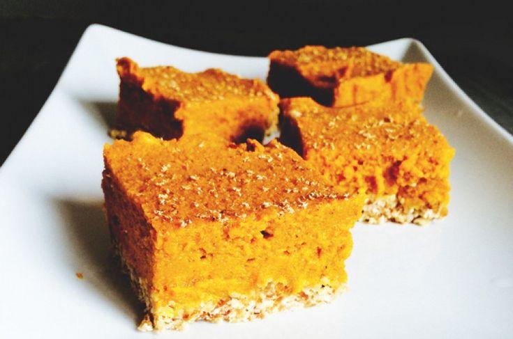 Осенний десерт для стройной фигуры. На 100 г всего 130 калорий.