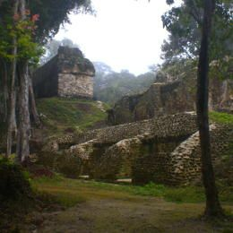 Parque Nacional de Tikal. Civilização Maia. Departamento de El Petén, Guatemala. Patrimônio Mundial da Humanidade/UNESCO.   Fotografia:©Silvan Rehfeld.