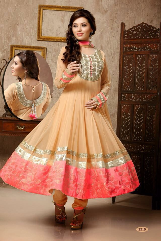 42 best india style dress images on Pinterest | Indian dresses ...
