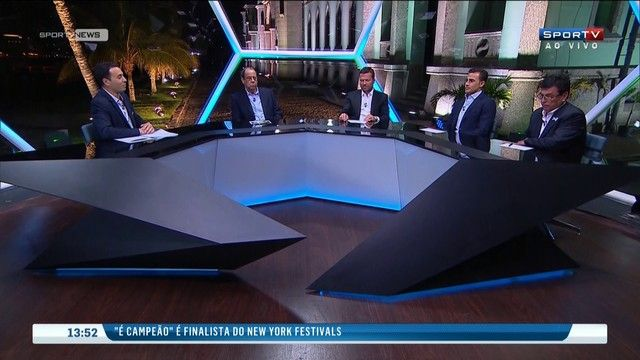 Programas do SporTV e TV Globo são finalistas do New York Festivals