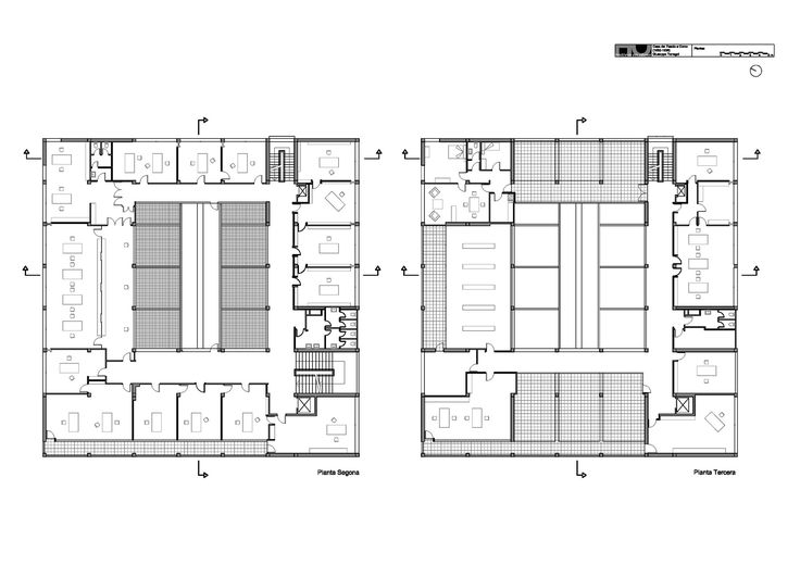 Galería - Clásicos de Arquitectura: Casa del Fascio / Giuseppe Terragni - 24