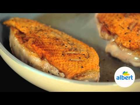 Porcování drůbeže - Škola vaření se Zdeňkem Pohlreichem - YouTube