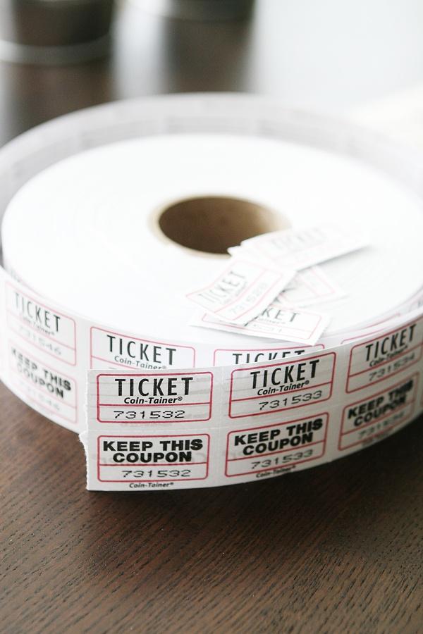 Ericas Bloggity Blog: {Ticket please} - reward system for children