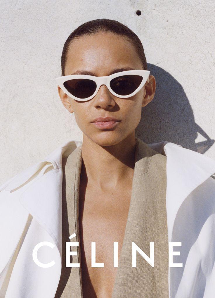 c90c94e3afbb2 céline cat eye sunglasses