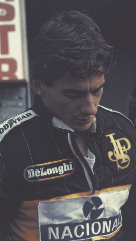 Ayrton Senna. The legend that nobody will ever forget