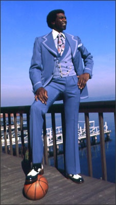 1974 - Spencer Haywood - Seattle Supersonic.