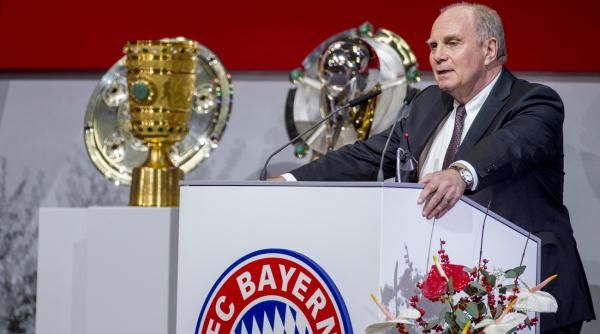 Bayern Munich: Uli Hoeness returns as club president  