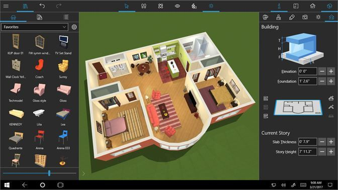 Live Home 3d 3 5 0 Pro Free Pc Download Interior Design Software