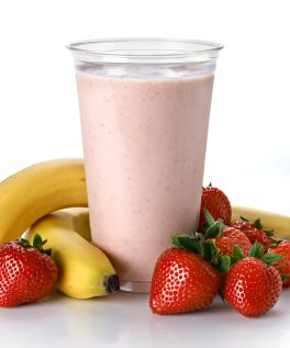 Fat-Burning Choco-Fruity Smoothie