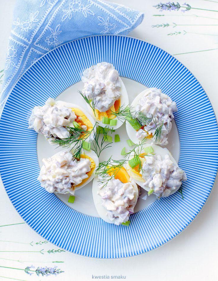 Jajka po tatarsku