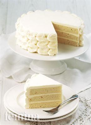 White Cake Femina