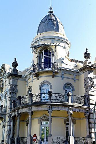 Lisbon Architecture (1908)-campo pequeno lisboa portugal