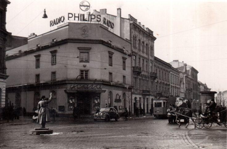 Kino Scala. Kraków, lata 40-te.