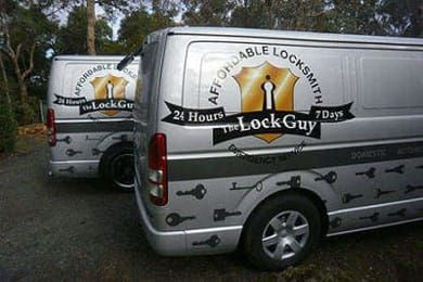 The Lock Guy - Mobile Locksmith Melbourne