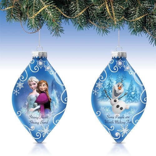 25 best ideas about frozen ornaments on pinterest for Number of ornaments for christmas tree