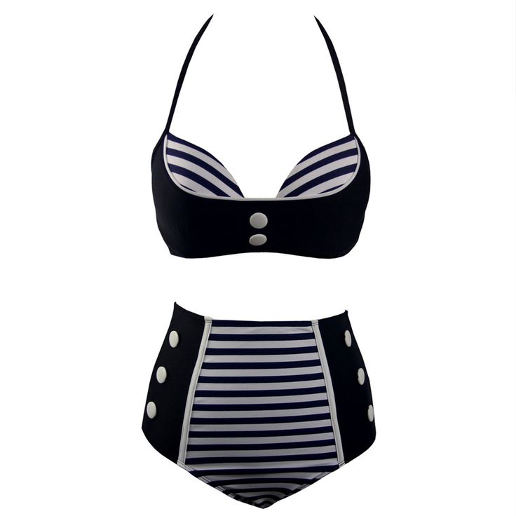 Item Type: Bikinis Set Pattern Type: Solid Waist: High Waist Gender: Women Brand Name: TOPMELON Material: Polyester,Nylon Support Type: Wire Free Fit: Fits true to size, take your normal size With Pad