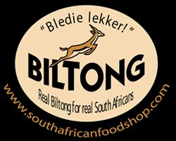 Real biltong in the USA