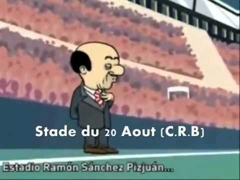 FOOTBALL -  ALGERIE: MESSi et C.Ronaldo Au CRB - http://lefootball.fr/algerie-messi-et-c-ronaldo-au-crb/