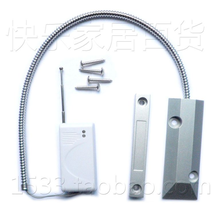 Купить товарБеспроводной датчик затвор двери с хозяином только принадлежности , необходимые в категории Безопасность и защитана AliExpress.    Бренд  Магнитное притяжение рулон    Модель  Магнитное притяжение рулон         Увеличить объем 30 юаней раздвижные д