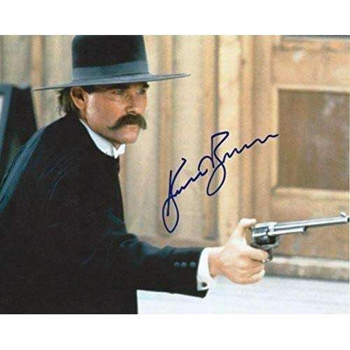 Kurt Russell, Tombstone, Wyatt Earp, Actor, Signed, Autographed, 8x10 Photo, a Coa with the Proof Photo of Kurt Signing Will Be Included=