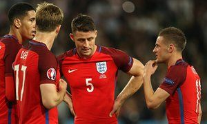 Euro 2016: Who will England face in the second round?