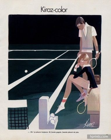 Kiraz 1976 Tennis Players