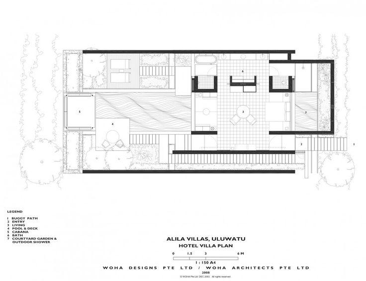 616 best plan images on pinterest arquitetura floor. Black Bedroom Furniture Sets. Home Design Ideas