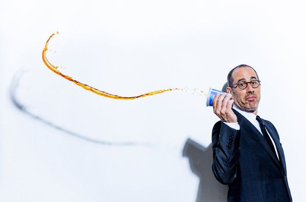 Jerry Seinfeld, Online Force - NYTimes.com