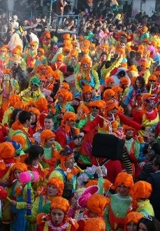 Xanthi carneval Greece