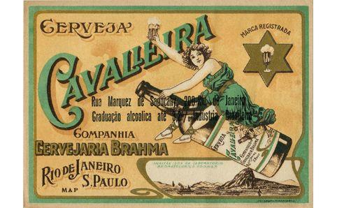 Rótulos vintage de cervejas brasileiras - Time Out São Paulo