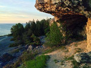 Vandring vandra gotland visby grotta södra hällarna bästeträsk trek backpacking outdoor utflykt tälta camping utomhus natur